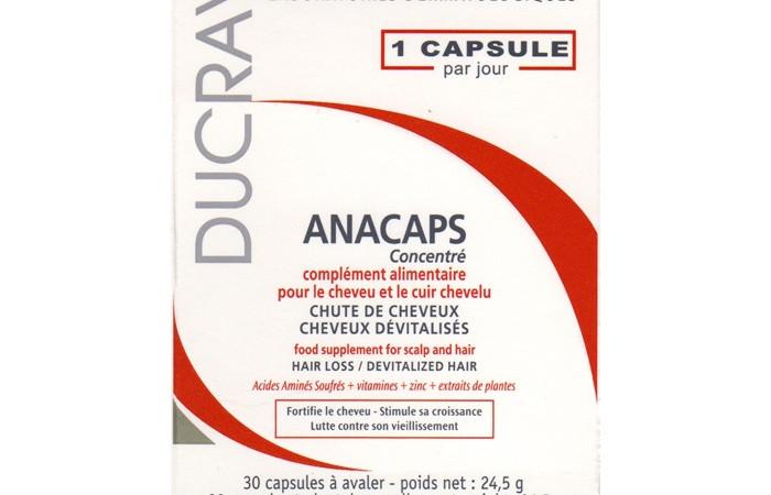 همه چیز در مورد مکمل غذایی آناکپس (Anacaps)