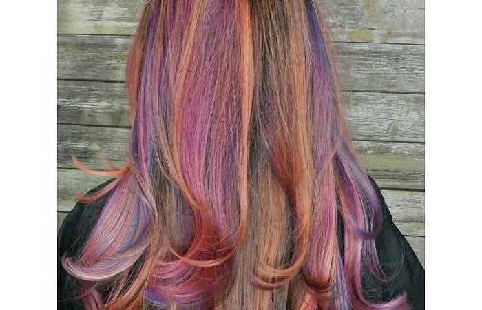 مدل رنگ مو جدید عروس 97 سری 4 که امسال مد هستند