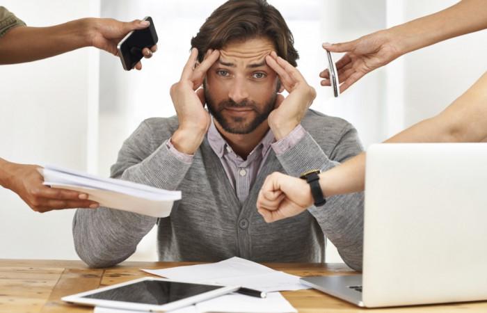 با حرف های مثبت استرس را کاهش دهید