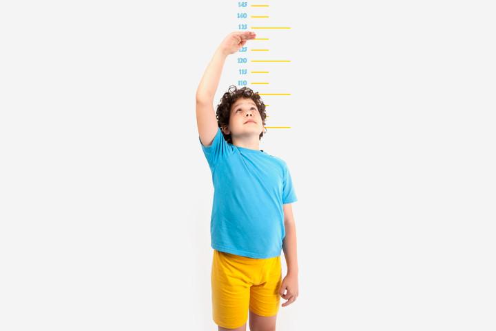 چگونه کودک قد بلند داشته باشیم ؟