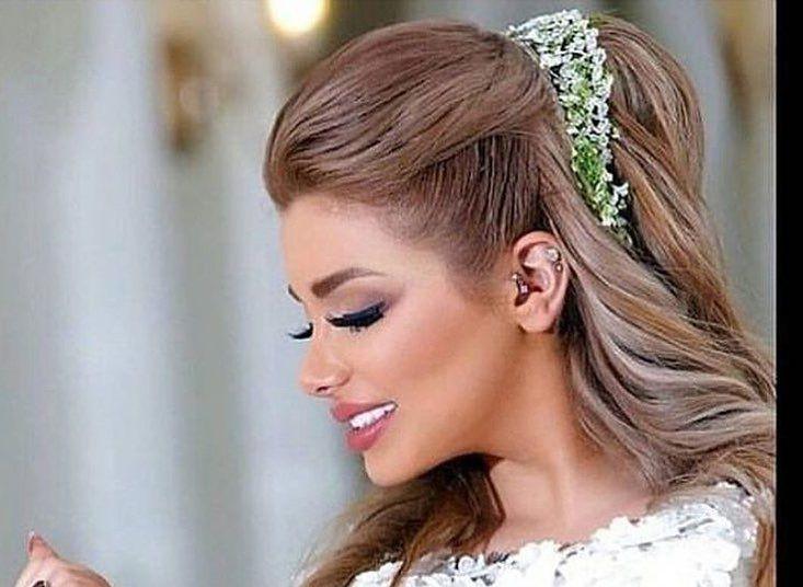 مدل مو و آرایش عروس جدید