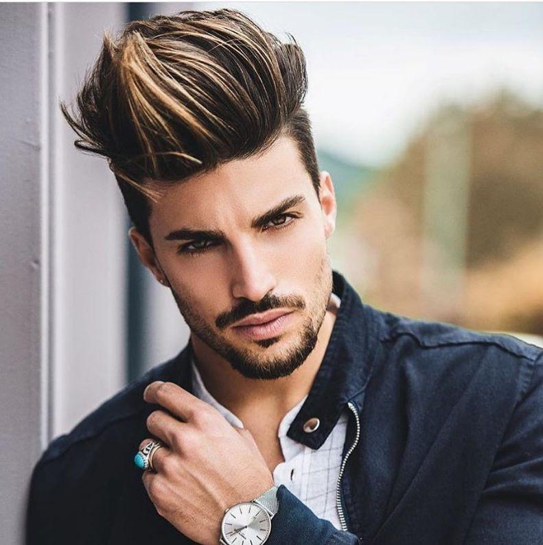 جدیدترینمدل مو مردانه کوتاه 2018 برای جذابیت بیشتر در جوانی