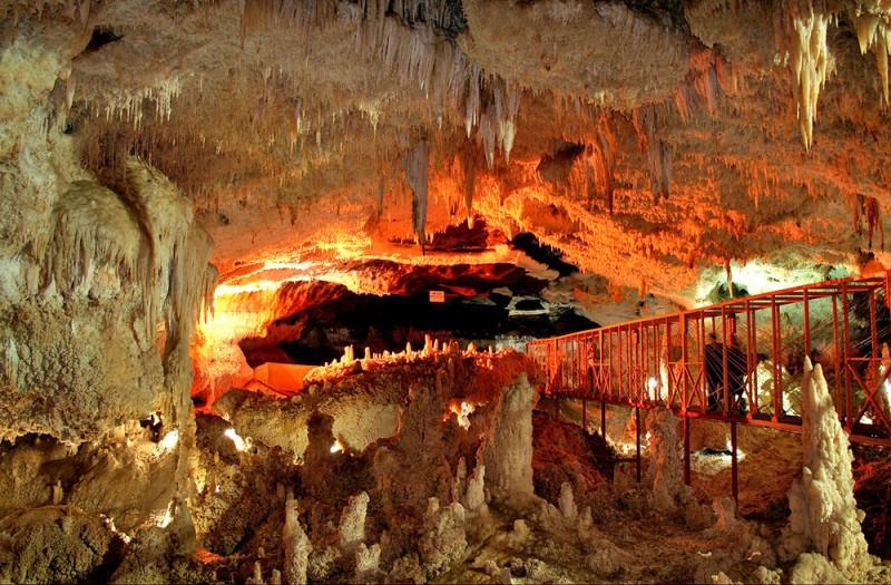 غار علیصدر همدان | یکی از شگفت انگیزترین غارهای آبی جهان