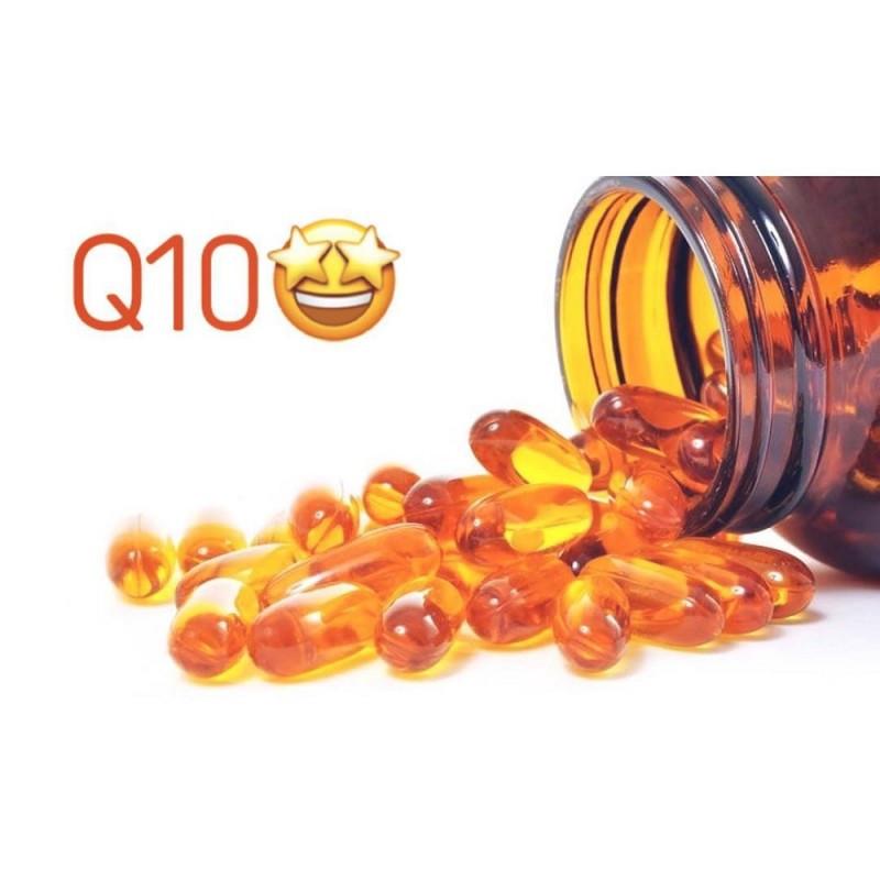 آشنایی با فواید مصرف کپسول کیوتن پلاس ۳۰ (Q۱۰ PLUS ۳۰)