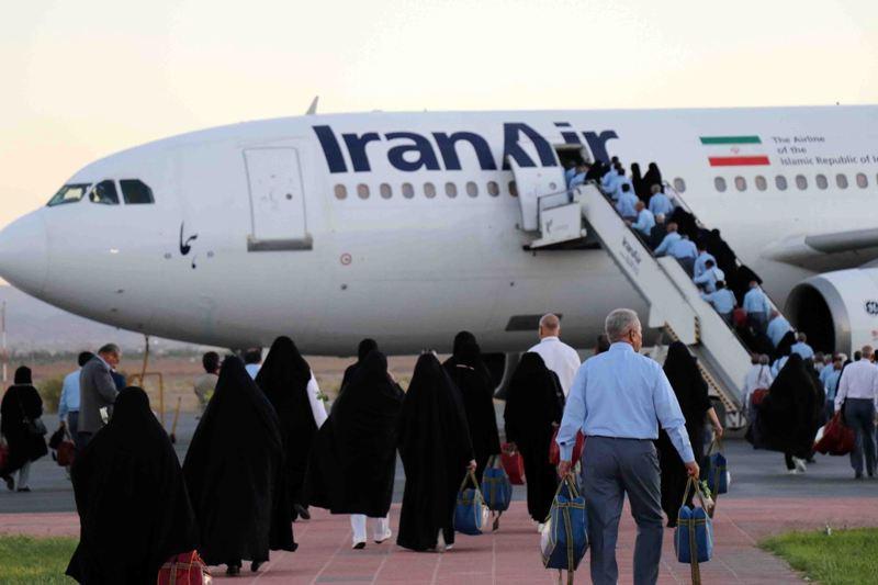 26 هزار نفر زائر ایرانی عازم عربستان شدند