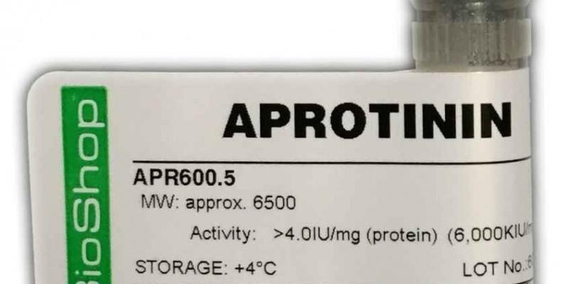 فواید مصرف قرص آپروتینین برای کاهش یا پیشگیری از خونریزی