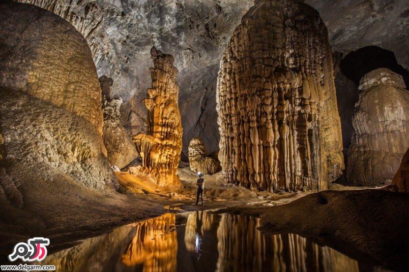 بزرگترین غار جهان غار سونگ دونگ در ویتنام است