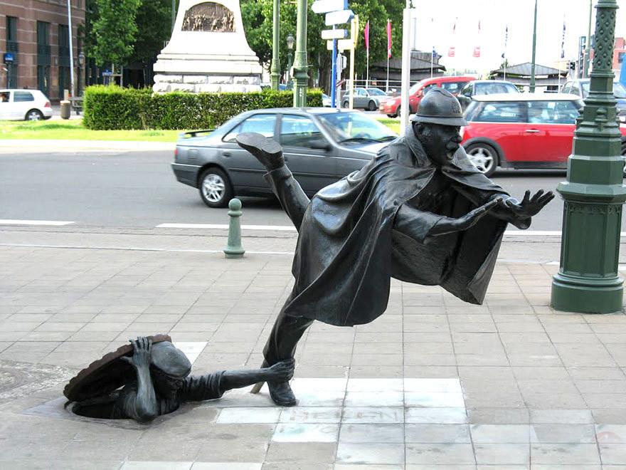با جالب ترین مجسمه های جهان آشنا شوید