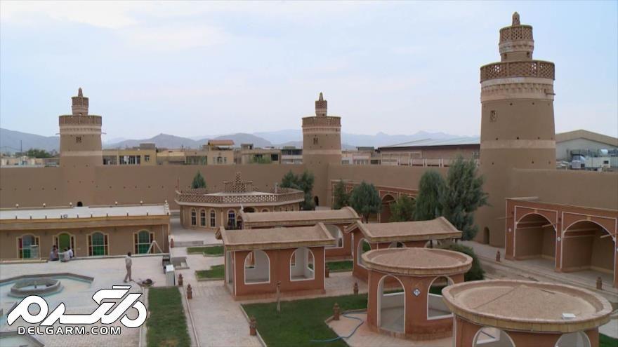 نجف آباد یکی از شهرهای استان اصفهان است که در مرکز ایران قرار دارد.