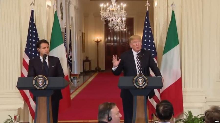 ترامپ: آماده دیدار با رهبران ایران هستم