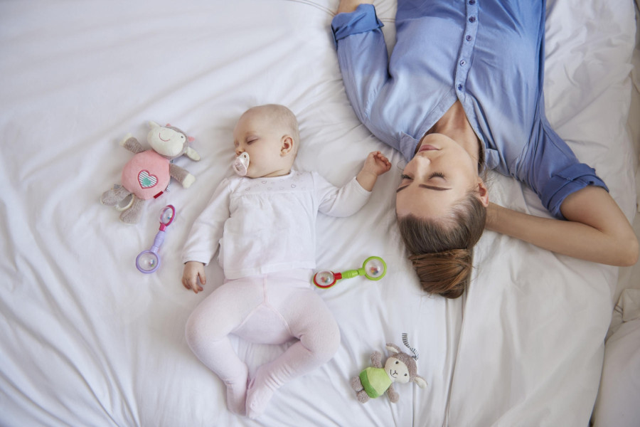 چه زمان تنفس نوزاد غیرطبیعی است؟