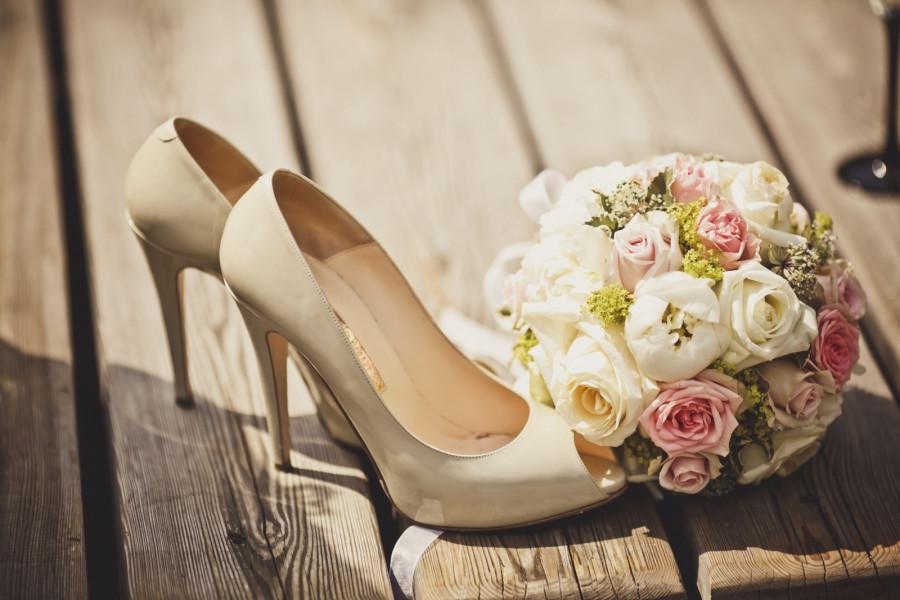 شیک ترین و زیباترین کفش عروس