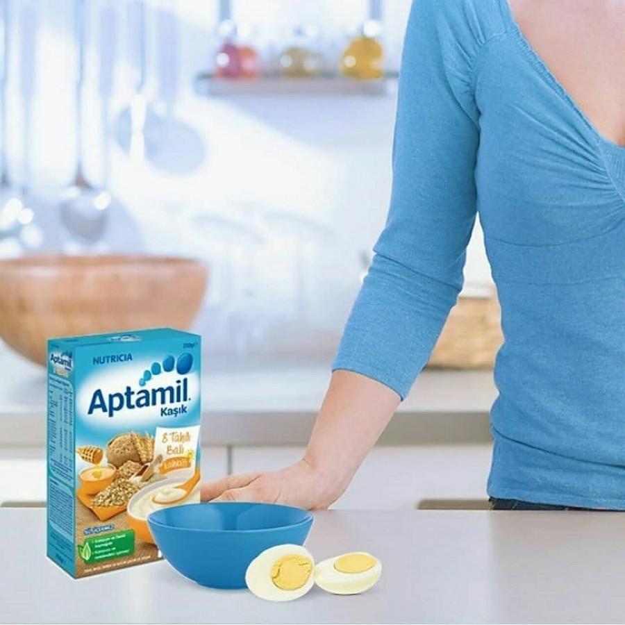 فواید مصرف مکمل غذایی آپتامیل برای نوزادان