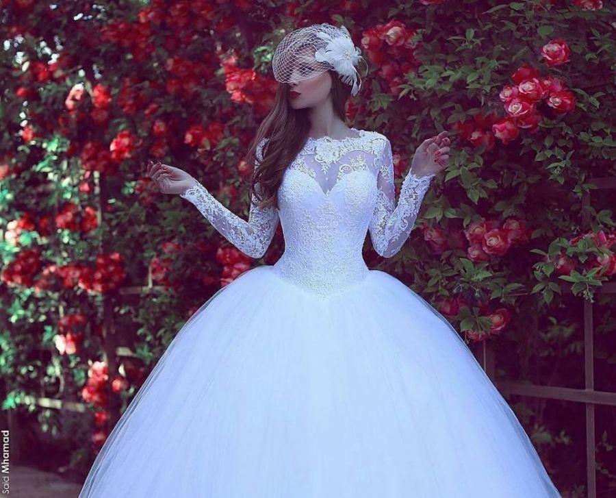 25 مدل لباس عروس جدید واقعا زیبا