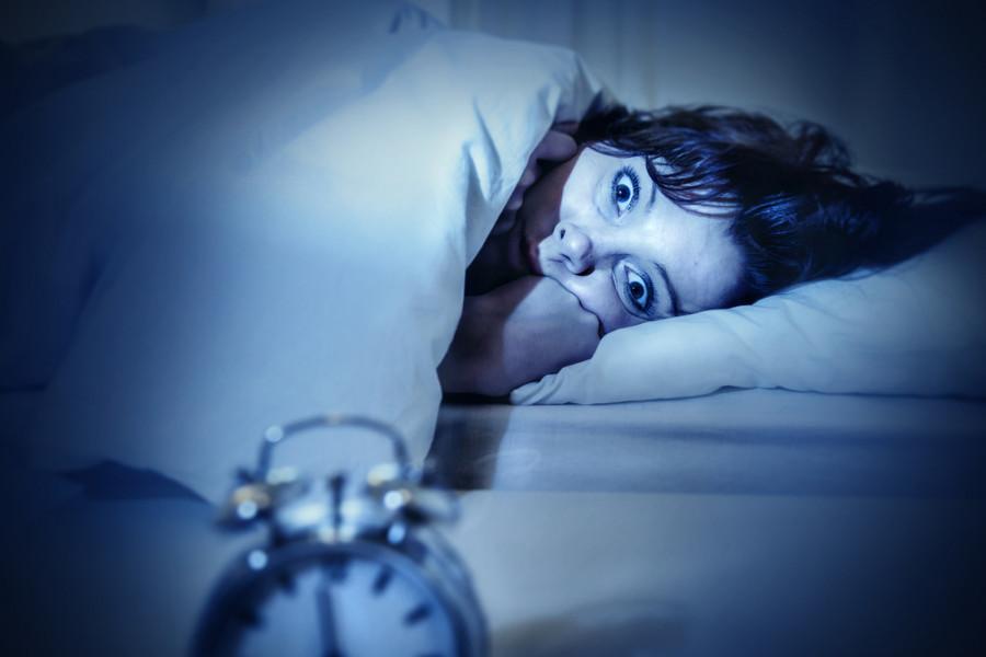 6 دلیل اصلی نخوابیدن در شب