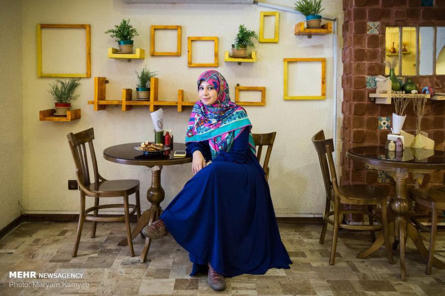 حجاب زیبا / تصاویر