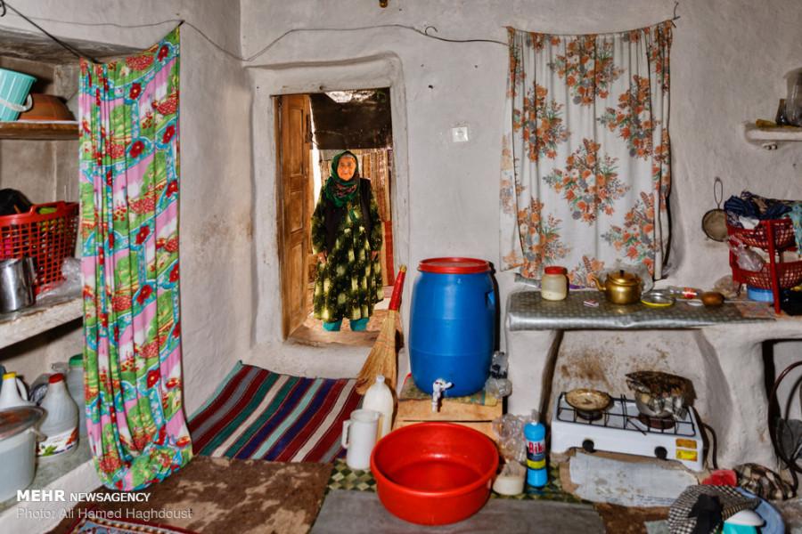 زنانی از روستاهای مازندران / تصاویر