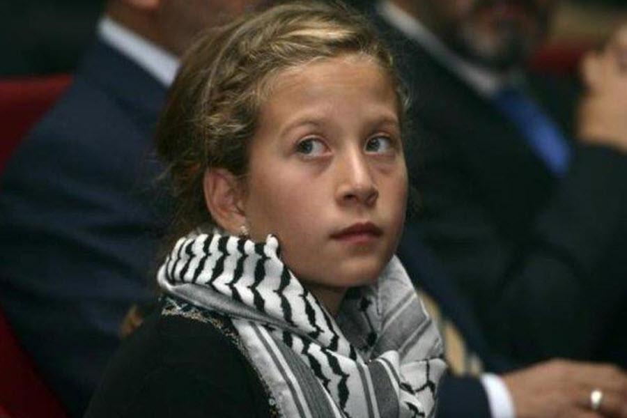 عهد التمیمی؛ نماد نسل جدید مقاومان فلسطینی