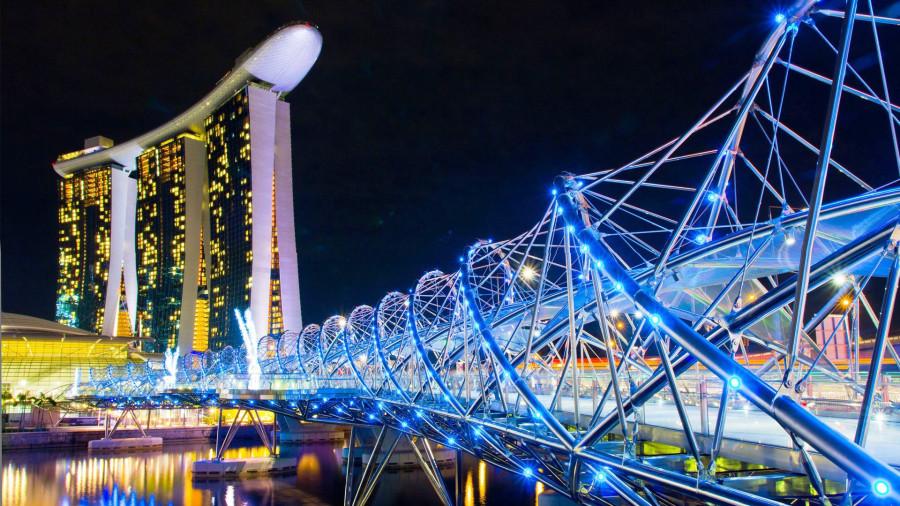 جاذبه های زیبای سنگاپور+عکس