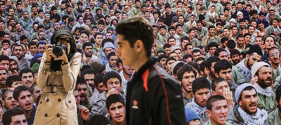 تصاویر به مناسبت روز خبرنگار