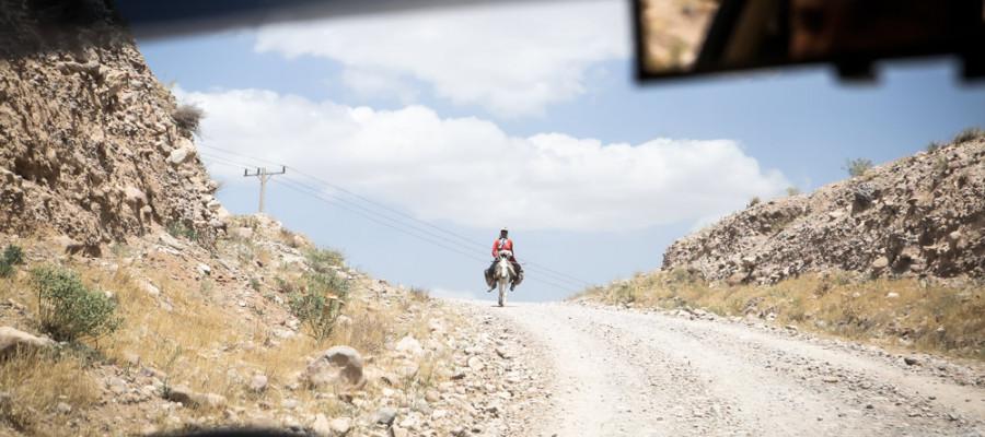 تصاویر احداث محل جدید روستای محروم والنجان کردیه خراسان شمالی
