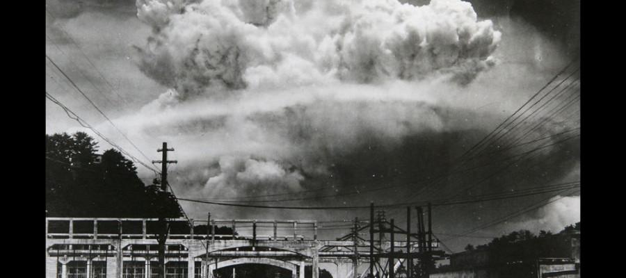 تصاویر حمله اتمی به ناکازاکی