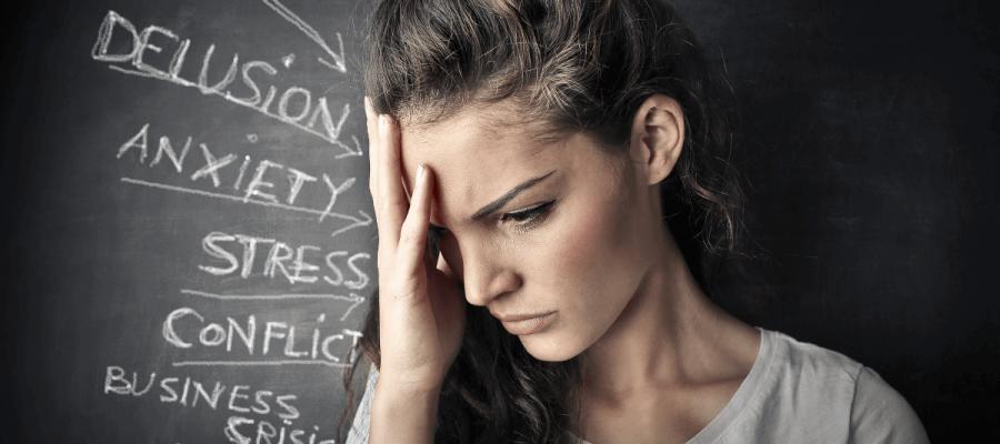 علت عارضه تب روانی چیست؟