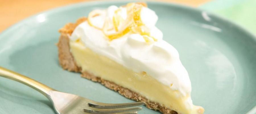 طرز پخت پای لیمو به روش ساده و خوشمزه