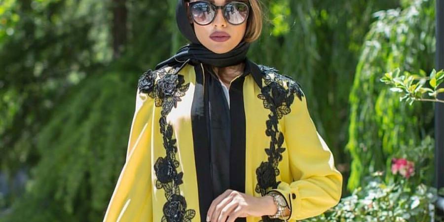 مدل مانتو بهاره جدید و شیک 97 - 2018 مزون ایرانی