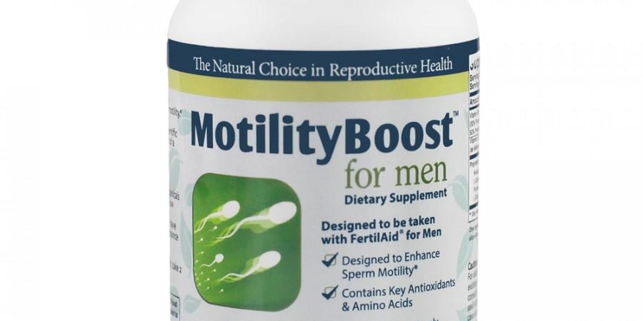مکمل بهبود باروری مردان