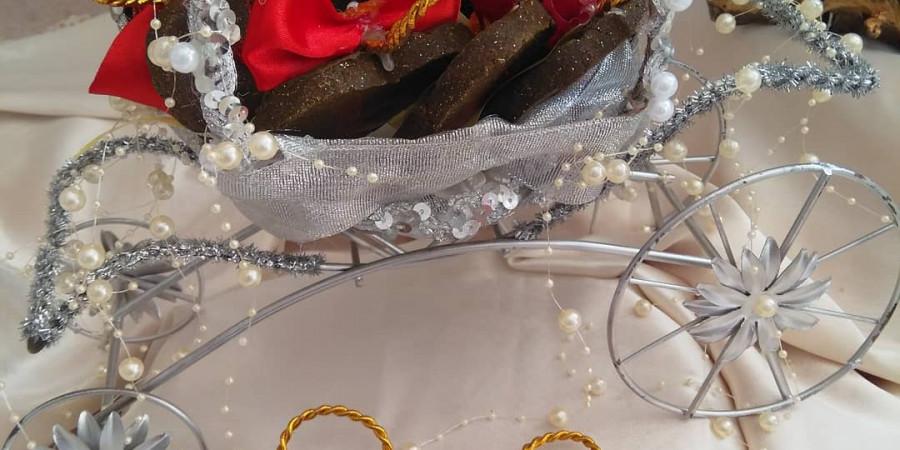 عکس تزیین حنا برای عروسی