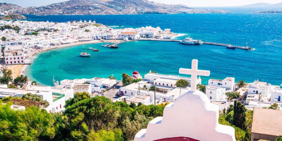 یونان کشوری فوق العاده برای سفر