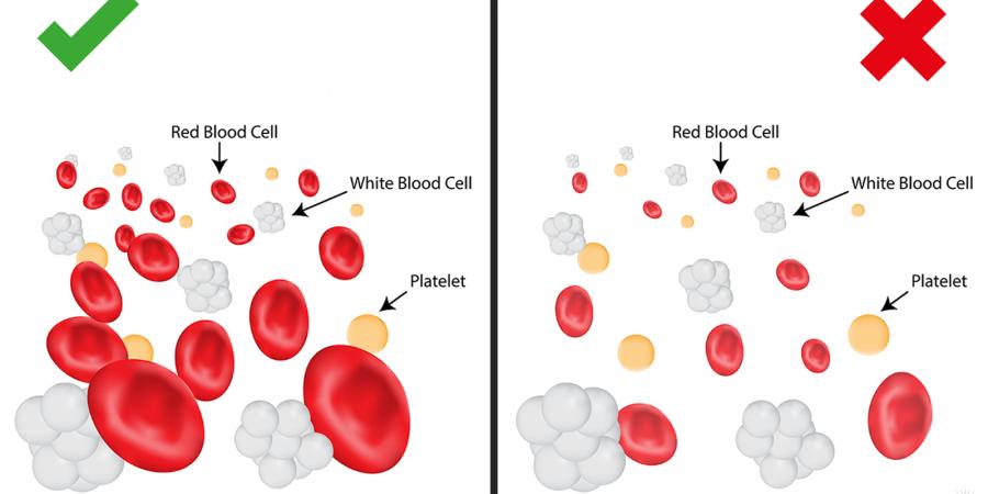 تفسیر RBC در آزمایش خون