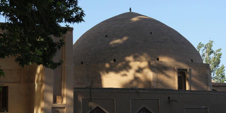 تصاویر بناهای تاریخی شهر نطنز