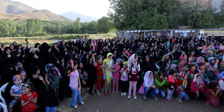 تصاویر جشنواره سیر در همدان