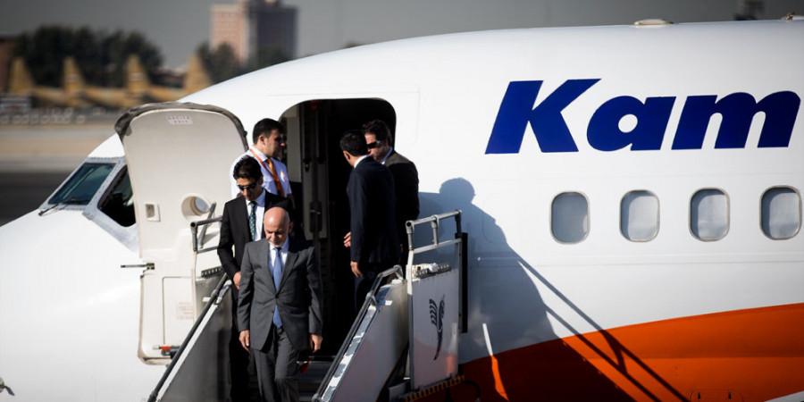 تصاویر ورود مهمانان خارجی شرکت کننده در مراسم تحلیف رئیس جمهور - ۲