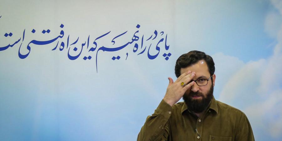 تصاویر نشست خبری رئیس سازمان اوج