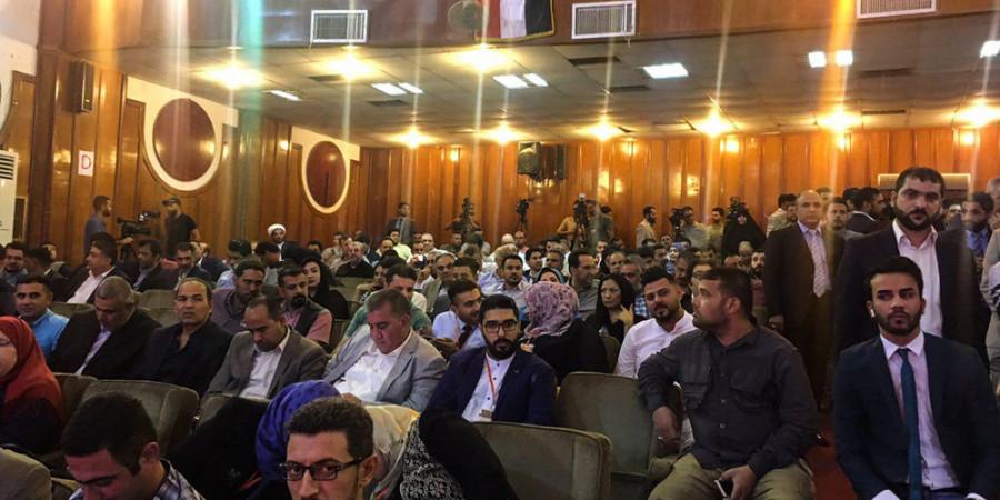 تصاویر جشنواره بینالمللی غدیر در نجف اشرف