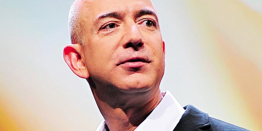 جف بزوس مدیر آمازون ثروتمندترین مرد در دنیا است
