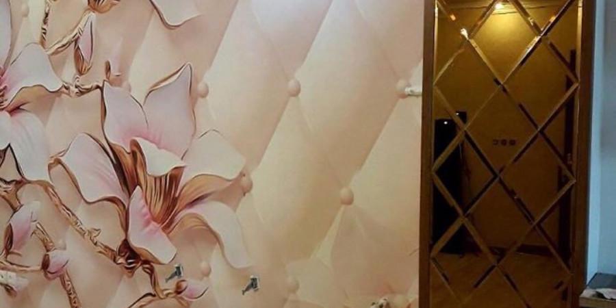 زیباترین طرح و مدل کاغذ دیواری جدید 2018